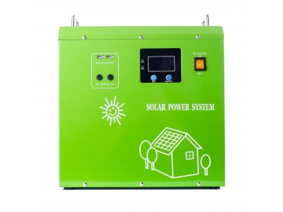 12V 300W/500W All in one Solar System
