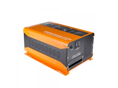 2KW  Inverter with AC Charger