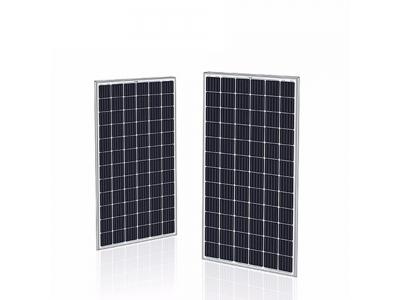 100W Monocrystalline Solar Panel