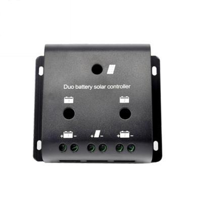 Duo Battery Solar Controller 12V 10A